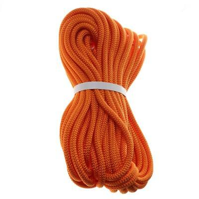 Outdoor Mountain Rock Climbing Rappel Rescue Survival Auxiliary Rope 20M