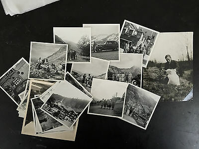 26 Original Period 1929 Photographs By Karel Capek - 5% Of All His Photographs!