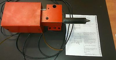 Emco 120 Turn Compact 6 Pneumatic Tailstock