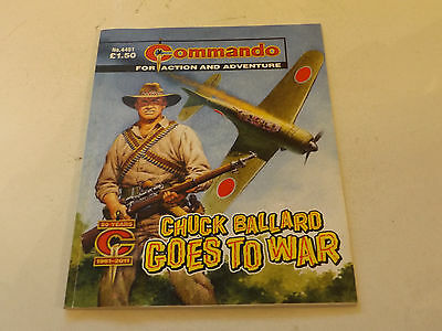 Commando War Comic Number 4451!!,2011 Issue,super For Age,05 Year Old,v Rare.