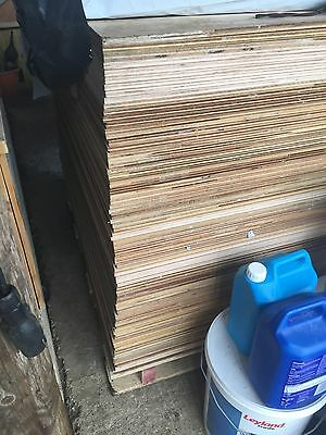 12 Wbp 8x4 Plywood Sheets