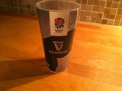Guinness rugby eco-cup from Twickenham