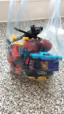 Bag Of Mixed Toy Cars (Hot Wheels) Diecast
