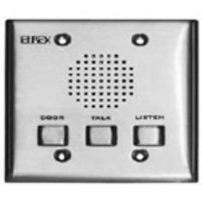 ELBEX EGS44M RECESS MOUNTING STAINLESS STEEL INTERCOM STATION (EGS44 Replace)
