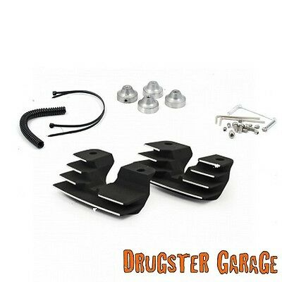 Caches Bougies Cylindres Harley Twin Cam 1999-2016