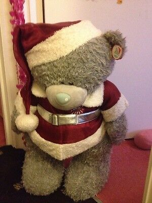 With Tags Absolutely HUGE Me To You Bear Father Christmas Santa