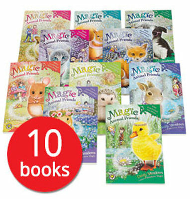 Magic Animals Friends Collection - 10 Books