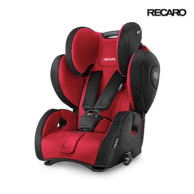 2016 Recaro Young Sport Hero Ruby Child Seat (9-36 kg) (19-79 lbs)