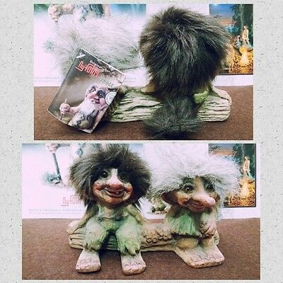 Troll Norvegese Ny Form Nyform 840-175 norway norwegian coppia couple