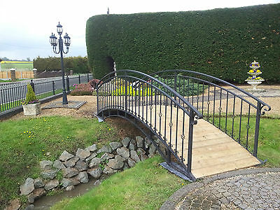 Steel Garden Bridges | ANY SIZE | ANY COLOUR | FREE DELIVERY