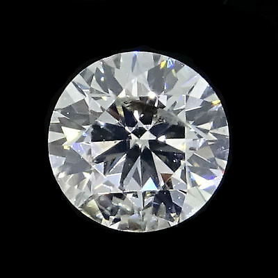 0.27ct round cut natural diamond I I1