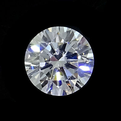 0.18ct round cut natural diamond E SI1