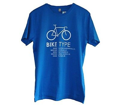 Slim Fit Organic bike type t-shirt