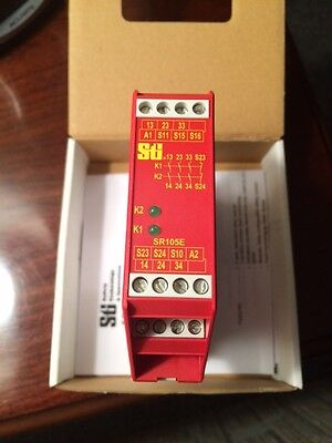 Omron STI 44510-1051 Safety Monitoring Relay NEW IN BOX!