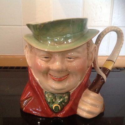 Vintage Beswick Tony Weller Toby Dickens' 'Pickwick Papers' Character Jug No.281