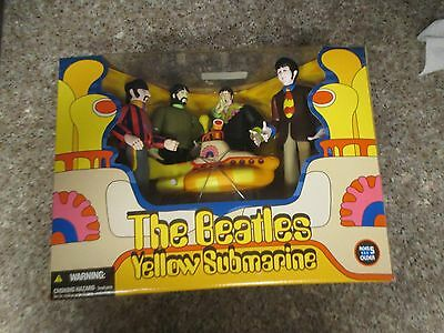 McFarland Toys The Beatles Yellow Submarine Feature Film Figures