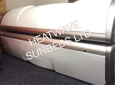 Hapro C-class Lay Down Sunbed Inc New Lamps.