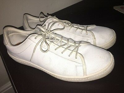 Fred Perry Shoes // White // Size 9