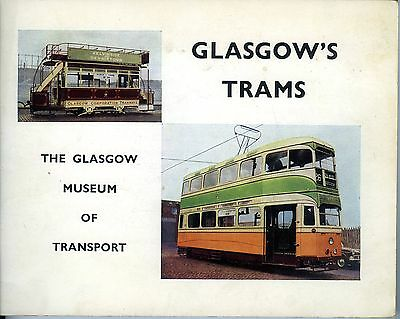 GLASGOW'S TRAMS Museum of Transport Guide