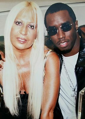 """Puff Daddy, P Diddy, BAD BOY,  Versace, video of  """"Satisfy You"""", hip-hop history"""
