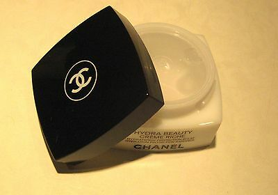Chanel Empty Jar / From Hydra Beauty Creme/ Collectible