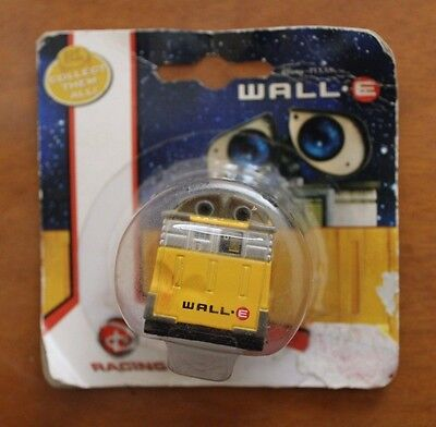 Very Rare Wall E Mini Figure Robot Dickie Disney New Sealed Mosc Toy Gift Super