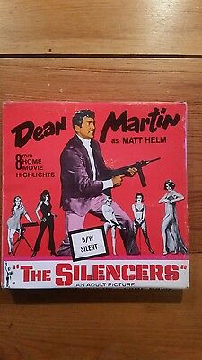 the silencers super 8 mm film