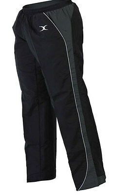 Clearance New Gilbert Rugby Storm Waterproof Training Trousers - 4X-Large -Black