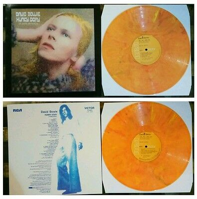 david bowie hunky dory (a pedir de boca) coloured lp