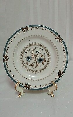 "Royal Doulton OLD COLONY Bread & Butter Plate 6 1/2"" Blue Floral"