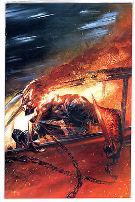 Ghost Rider #1 Gabriele Dell'otto Virgin Ltd 500 Variant Polybagged
