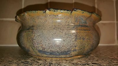 Neil Grant Studio Pottery Fruit Bowl