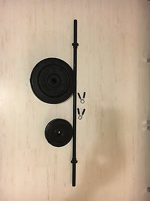 Body Pump Set Barbell For Exercise Cross Fit Circuits Toning