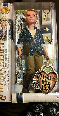 New Ever After High Core Royal Alistair Wonderland Doll