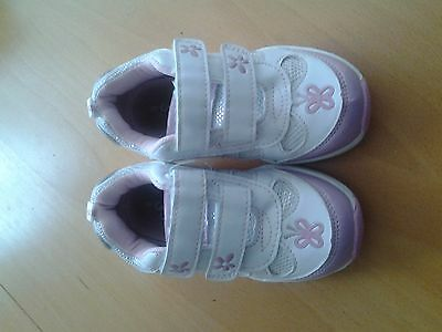 George size 8 kids Trainers