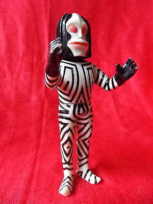 "Vintage DADA 1992 / BANDAI Sofubi PVC Figure 6"" 15cm KAIJU UK DESPATCH"
