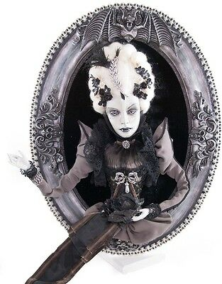 Katherine's Collection Halloween Family Portrait Countess Vampire Wall Hanging