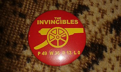 Arsenal Invincibles fridge magnet - The Arsenal Gunners Highbury #1