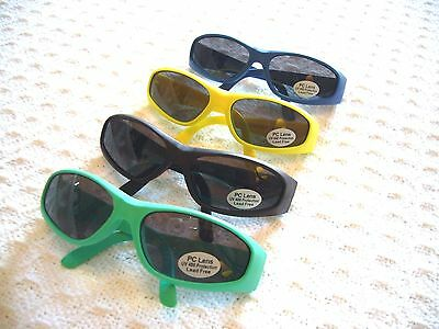 """baby / Infant Sunglasses R Here"" ~ Adorable & Safe ~ Made Of Rubber Not Plastic"