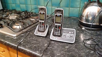Bt6500 Cordless Twin Phones With Answer Machine And Blocker