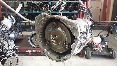 Holden Ve Commodore V6 Alloytec Leo  07  4 Speed Auto Automatic Transmission