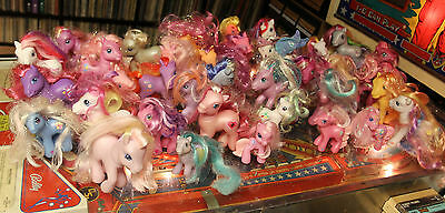 My Little Pony 38 Toys Wholesale Lot Mixed Collection