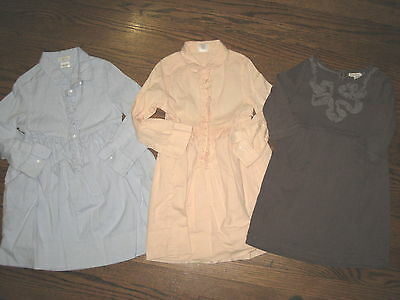 Girls huge lot dress dresses 4-5 Crewcuts holiday casual lined perfect! cotton