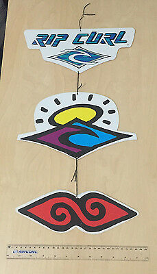RIP CURL SEARCH HANGING MOBILE 90's SURF SHOP MEMORABILIA TOM CURREN
