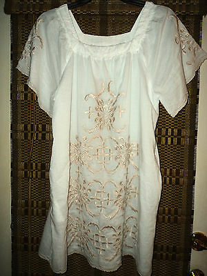 Adorable Embroidered Dress by Forever. Sz. Small