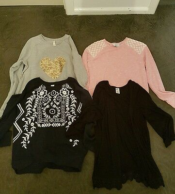 girls jumpers size 16