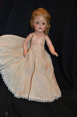 Vintage Composition Ideal Shirley Temple Doll ??