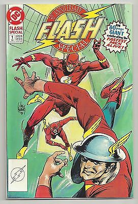 Flash Special 1 50th Anniversary 80 Pages Joe Kubert Cover