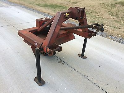 United Farm Tool UFT pto spinner ditcher, rotary, blade