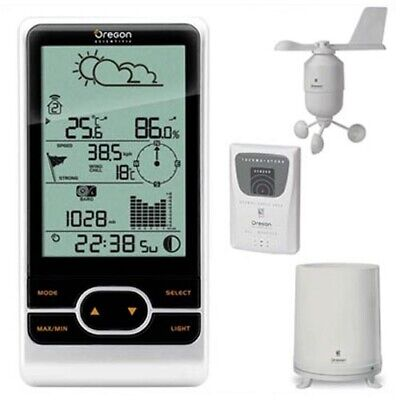 Oregon Scientific WMR86N Home Weather Station with AUST OREGON WARRANTY